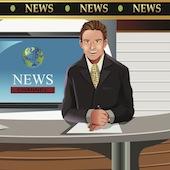 Image of news desk courtesy of Shutterstock