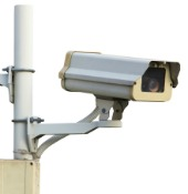 Security camera. Image courtesy of Shutterstock