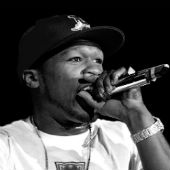 50 Cent, image from Wikimedia Commons