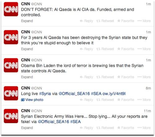 SEA hits CNN