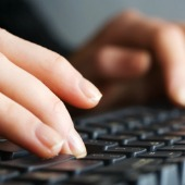 Keyboard. Image courtesy of Shutterstock.