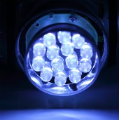 LED light. Image courtesy of Shutterstock