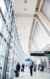 Newark Airport. Image courtesy of Shutterstock