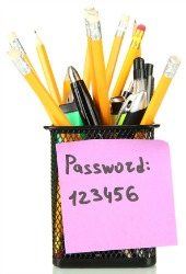 Password. Image courtesy of Shutterstock.