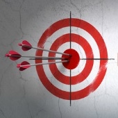 Target. Image courtesy of Shutterstock.