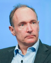 Sir Tim Berners-Lee. Image courtesy of Shutterstock/drserg