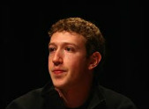Mark Zuckerberg, Wikimedia Commons