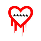 Heartbleed, courtesy of Shutterstock