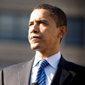 President Obama. Image courtesy of Shutterstock