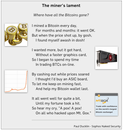 """Click to read: """"Where have all the Bitcoins gone?"""""""