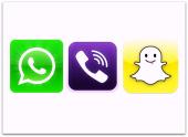 whatsapp-viber-snapchat