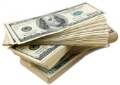 Cash. Image courtesy of Shutterstock.