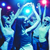 Party. Image courtesy of Shutterstock.