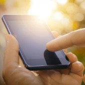 Phone. Image courtesy of Shutterstock.
