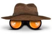 Spy. Image courtesy of Shutterstock.