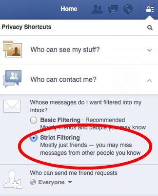 Strict Filtering