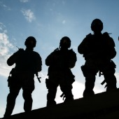 SWAT team. Image courtesy of Shutterstock.