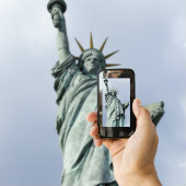 Image of Statue of Liberty, courtesy of Shutterstock