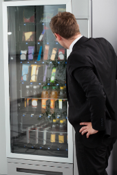 Image of vending machine courtesy of Shutterstock