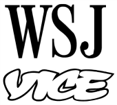 WSJ and Vice logos