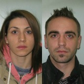 Constanta Agrigoroaie and Radu Savoae. Images courtesy of Metropolitan Police.