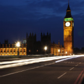 Image of UK Parliament, courtesy of Shutterstock