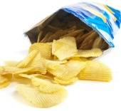 Chips. Image courtesy of Shutterstock