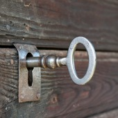 Key. Image courtesy of Shutterstock