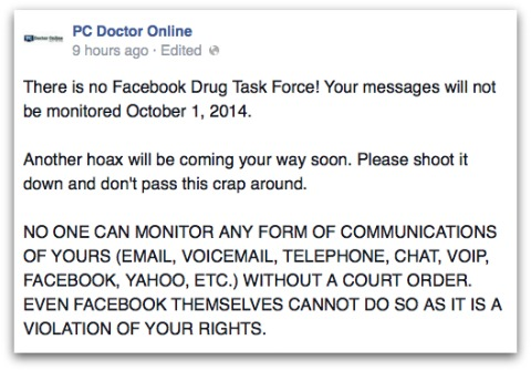 PC Doctor FB