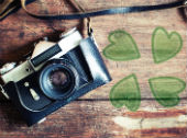 Image of camera courtesy of Shutterstock.