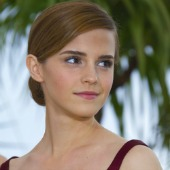 Emma Watson. Image courtesy of cinemafestival/Shutterstock.com