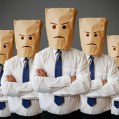 Image of angry employees courtesy of Shutterstock