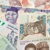 Nigerian Naira. Image courtesy of Shutterstock