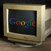 Image of old monitor courtesy of Shutterstock
