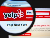 Yelp. Image courtesy of Gil C/Shutterstock