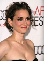 Winona Ryder. Image courtesy of Shutterstock