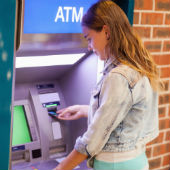 Image of ATM courtesy of Shutterstock