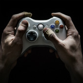 Image of gamer courtesy of Shutterstock