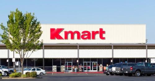 Kmart. Image courtesy of Sergey Yechikov/Shutterstock
