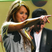 Image of Miley Cyrus, creative commons