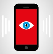 Mobile backdoor. Image courtesy of Shutterstock