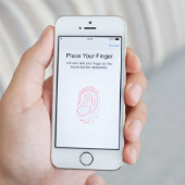 Image of Apple Touch ID courtesy of Denis Prykhodov / Shutterstock