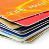 Image of credit cards courtesy of Shutterstock