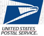 USPS binary. Image courtesy of Shutterstock
