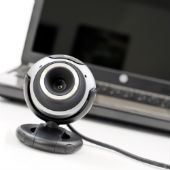 Webcam image from Shutterstock