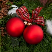 Baubles. Image courtesy of Shutterstock.