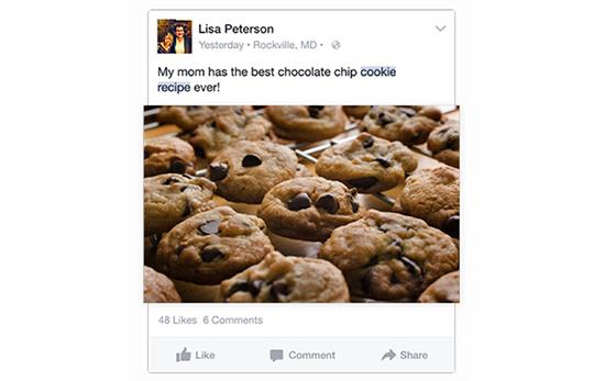 Cookies on Facebook