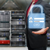 Image of data center privacy courtesy of Shutterstock
