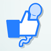 Facebook microphone. Image courtesy of Shutterstock