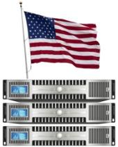 US servers. Image courtesy of Shutterstock